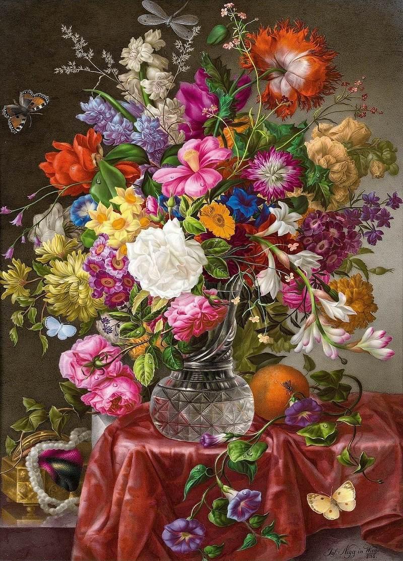 ces fleurs sont un vrai plaisir pour les yeux. dans fleurs 0_8171a_2c2a3c35_XXXL